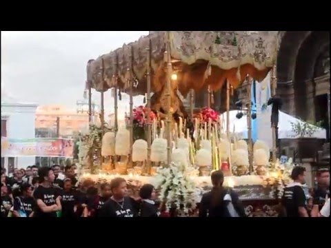 Intramuros Grand Marian Procession 2015