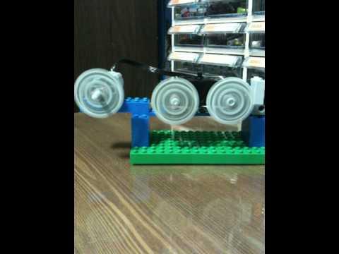 lego pf new train motor speed test youtube. Black Bedroom Furniture Sets. Home Design Ideas