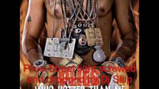 Plies-Street Light screwed and chopped by :Dj Skip