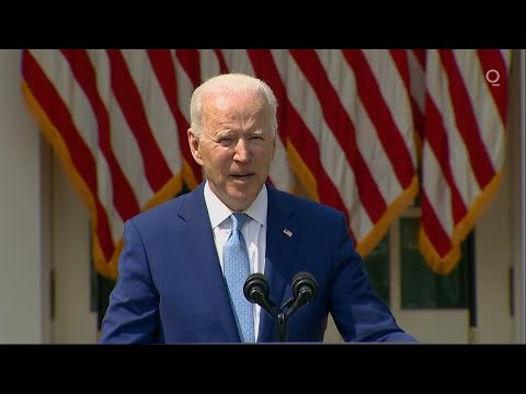 Biden Says No One Needs a Gun That Holds 100 Bullets