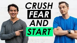How to Overcome FEAR, Start a YouTube Channel and Post Your First Video!
