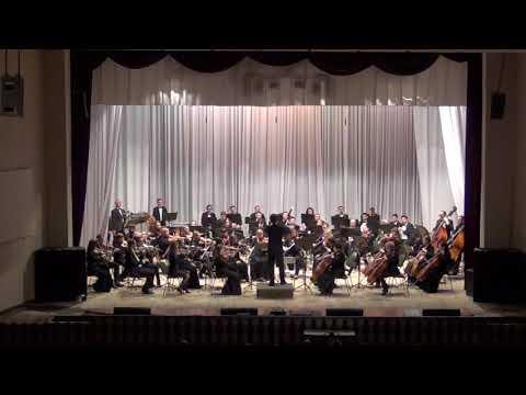 П И  Чайковский Вступление к опере МАЗЕПА Государственный симфонический оркестр Удмуртской Республик