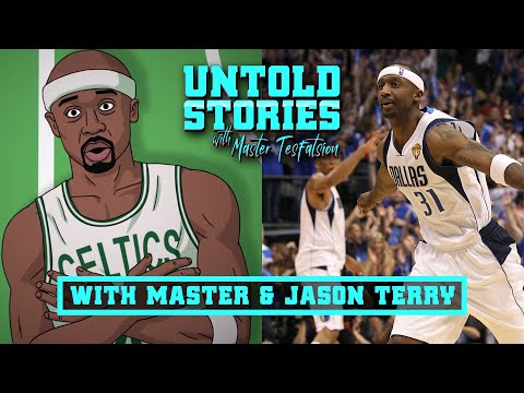 Jason Terry Explains the Time LeBron DUNKED All Over Him | Untold Stories