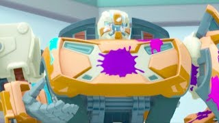 TOBOT English   201-204   Season 2 Compilation   Full Episodes   Kids Cartoon   Videos for Kids