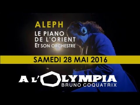 Aleph's Album Launch at Olympia