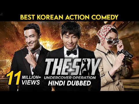 The Spy Undercover Operation (2021) | Hollywood Movie in Hindi Dubbed Full Action HD |