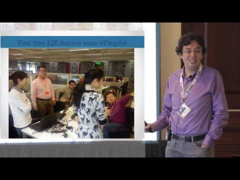 LKNA16: @ Ping An China Insurance & Financial Services - Adam Wu