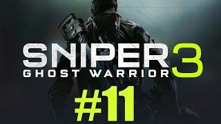 Sniper Chost Warrior 3 прохождение часть 11 - Чудо шлем