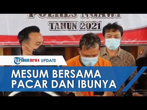 Viral Video Mesum Pria Bersama Pacar dan Ibu Pacarnya di Ngawi, Perekam Ternyata Masih Anak SMP