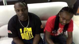 DUBAI SEVENS PROMO - DJ MOH & KRISS DARLIN 2013