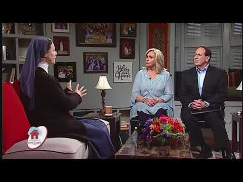 At Home With Jim And Joy - 2018-02-22 - Sr. Helena Burns