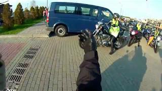 Колонна международного дня мотоциклистки «JUST RIDE»: