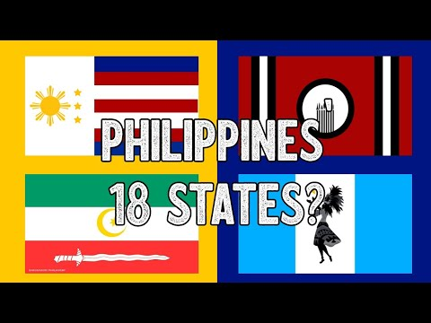 If the Philippine Regions became federal States