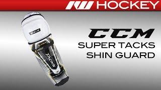 CCM Super Tacks Shin Guard Review