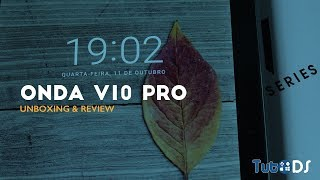 Unboxing & Review do Onda V10 Pro! Vale a pena?