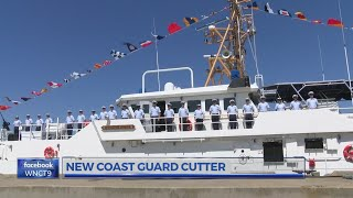 Coast Guard Cutter Richard Snyder commissioned to hit the seas