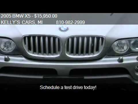 2005 BMW X5 4.4i - for sale in FORT GRATIOT, MI 48059