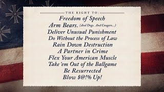 FAR CRY V 5 - BILL OF RIGHTS TRAILER NEW OFFICIAL (2018) PS4/XBOX ONE/PC