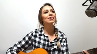 Luan Santana | Mesmo Sem Estar ft Sandy (Luciana Barbosa cover)