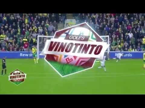 Goles Vinotinto │ GOL de Salomón Rondón │ Norwich 0-1 West Brom 24/10/2015