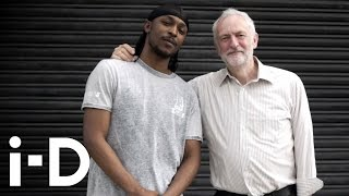 When JME Met Jeremy Corbyn