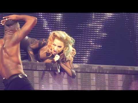 """John Wayne & SchieBe & Alejandro"" Lady Gaga@Capital 1 Arena Washington DC 11/19/17"