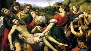 Raffaello Sanzio - Deposizione (spiegato ai truzzi)