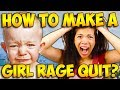 INSANE GIRL CRY'S & RAGE QUIT OVER MODDING (GTA 5 FUNNY TROLLING)