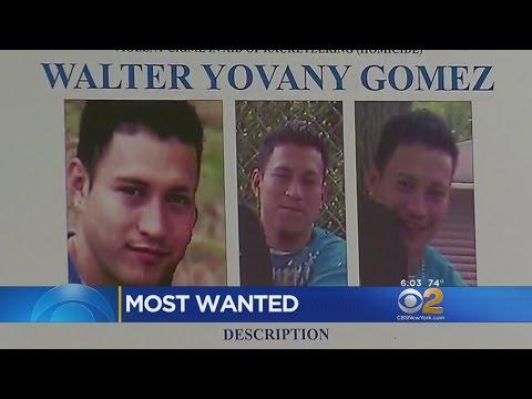NJ Fugitive Makes FBI's Most Wanted List