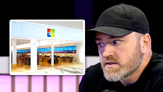 The End Of Microsoft Retail Stores