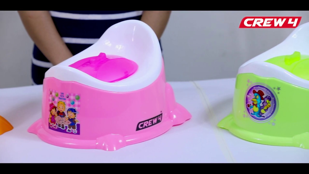 CREW4 First Cry Baby Potty Seat | Buy Link Below - YouTube