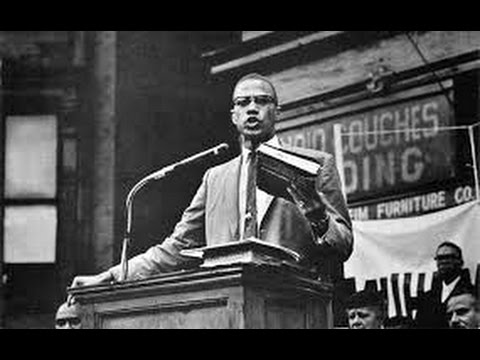Most black media outlets ignored Malcolm X