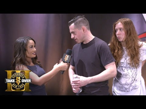 Code Orange and Incendiary discuss NXT's first-ever live band performance: Aug. 19, 2017