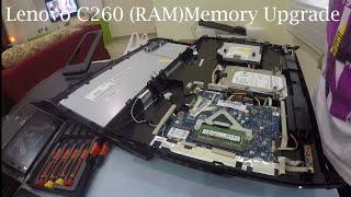 Lenovo C260 (RAM)Memory Upgrade