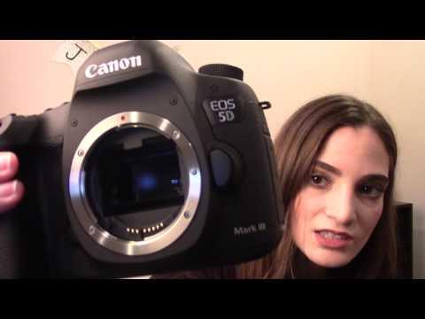 Canon 5D Mark iii UNBOXING + Canon Mark ii Comparison