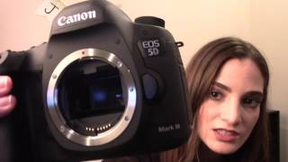 Canon 5D Mark iii UNBOXING + Canon Mark ii Comparison
