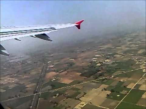 Take off From Raja Sansi International Airport Amritsar