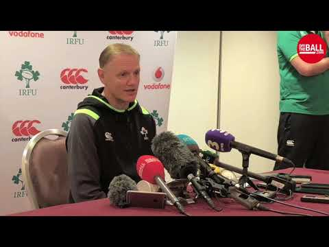 Joe Schmidt: Carbery move, captaincy, interference, Best injury