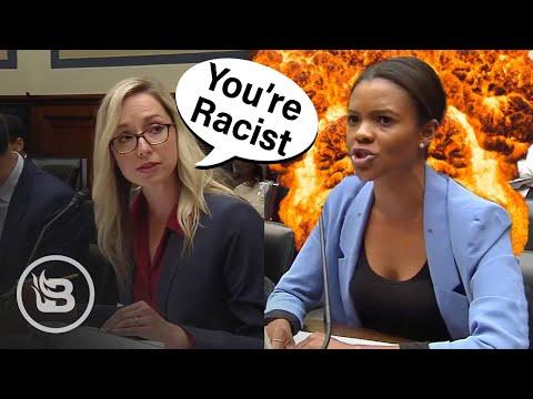 Preston Scott - WATCH! Candace Owens Goes Off On Lying Liberal Professor