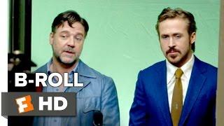 The Nice Guys B-ROLL 1 (2016) - Ryan Gosling, Russell Crowe Movie HD