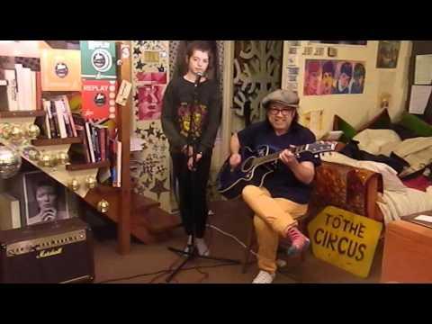 Adventures of Stevie V - Dirty Cash - Acoustic Cover - Jasmine Thorpe ft  Danny McEvoy