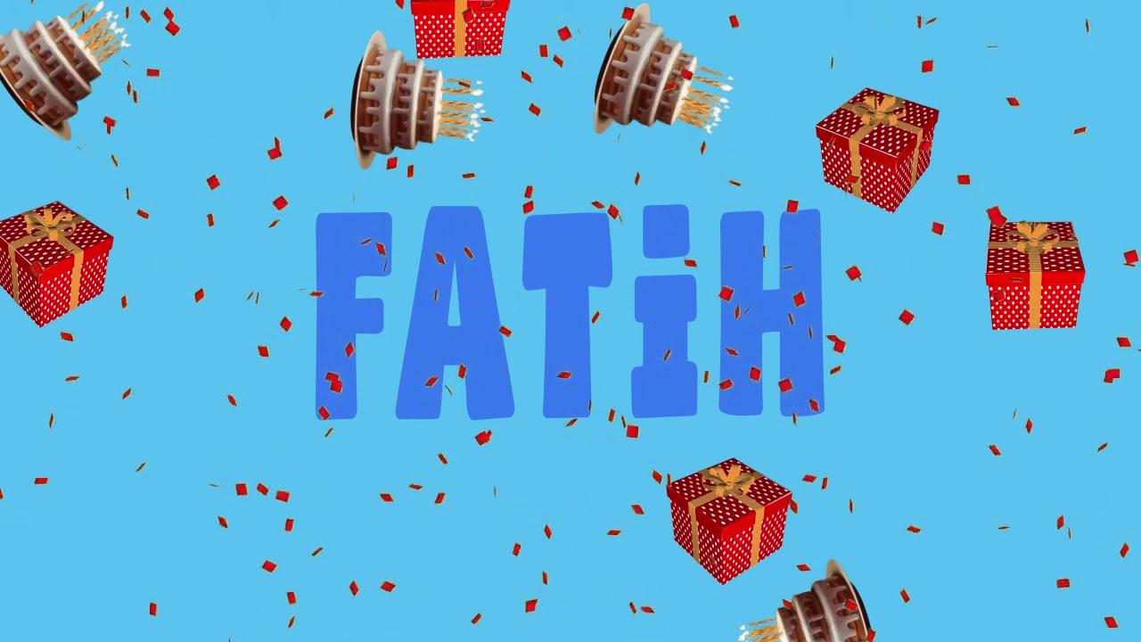 İyi ki doğdun FATİH - İsme Özel Ankara Havası Doğum Günü Şarkısı (FULL VERSİYON) (REKLAMSIZ)