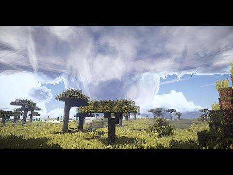 BEAUTIFUL CYCLONE   Minecraft Tornado Survival ~ Season 3, Episode 3