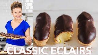 Classic Eclair Recipe