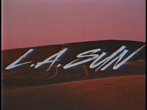 K.Maro - L.A Sun (Clip Officiel)
