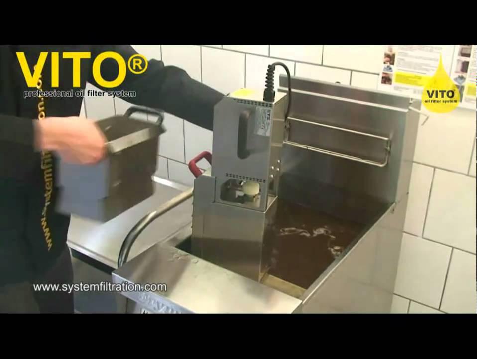 vito 80 filtration machine
