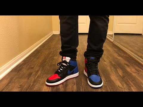 0e585eba088 Jordan 1 Top 3 with on Foot review!