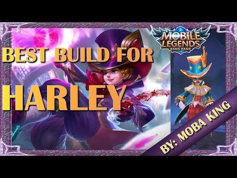 Mobile Legends Best Build For Harley