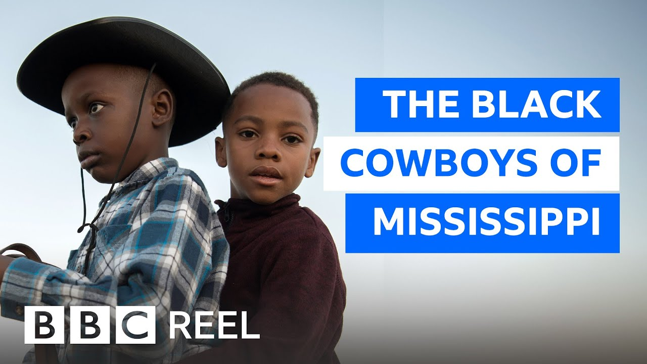 The Black cowboys of the Mississippi Delta - BBC REEL