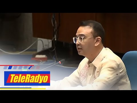 Speaker Alan Peter Cayetano speaks at House hearing on ABS-CBN franchise | Teleradyo